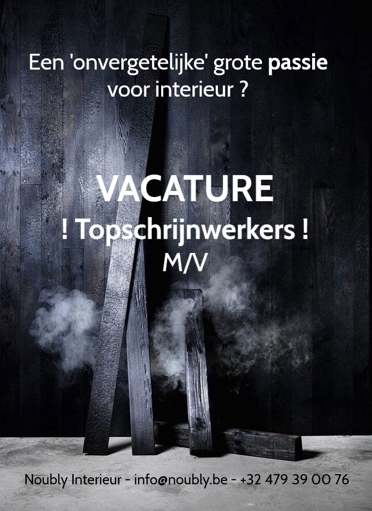 Vacature Noubly